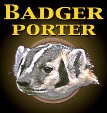 Badger Porter. Sand Creek